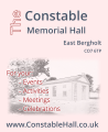 The Constable Memorial Hall