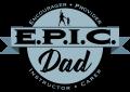 E.P.I.C. Dad Logo