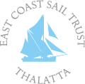 East Coast Sail Trust Logo