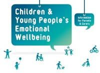 Image reads 'Children & Young People's Emotional Wellbeing