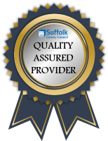 SCC Quality Assured Provider badge