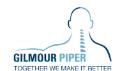 Gilmour piper logo
