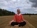 Karen Clarke Yoga me HAPPY