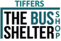 The bus shelter shop logo