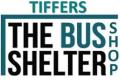 The bus shelter shop logo