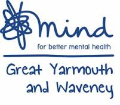 Great Yarmouth and Waveney Mind logo