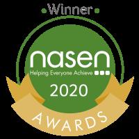 Nasen award logo
