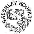 Haughley Hoofers Logo