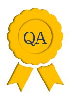 SCC QA Badge