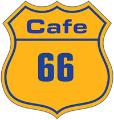 Cafe 66 logo