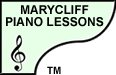 Marycliff Piano Lessons logo