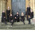 Auriga Capella after a concert at St Benet's Minster in Beccles.