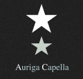Auriga Capella. Chamber choir.