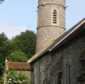 St Peters Church, Spexhall