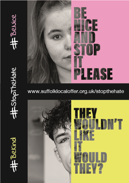 Stop the Hate poster