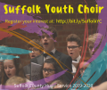 Sing with us! Suffolk Youth Choir 2019-2020