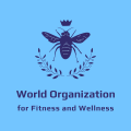 World Organization for Fitness and Wellness logo