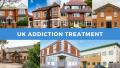 The UK Addiction Treatment centres