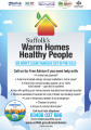 Warm Homes Fund - First Time Central Heating for Suffolk Residents.