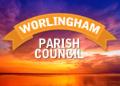 Worlingham parish council logo