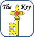 the key cafe logo