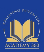 Academy 360 logo