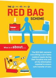 The Red Bag Poster