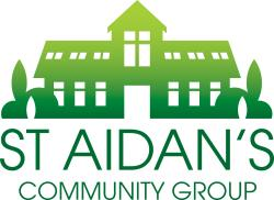 St. Aidan's Community Group logo