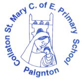 Collaton St Mary Logo