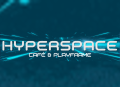 Hyperspace square logo