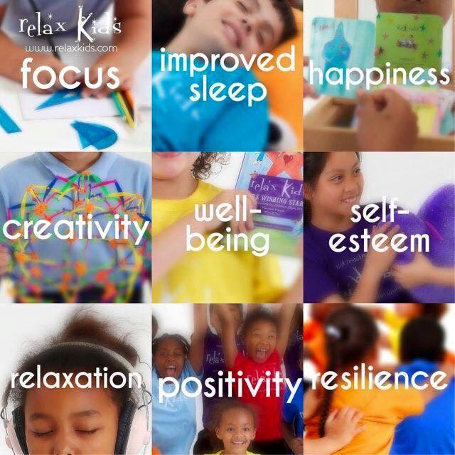 Benefits of Relax Kids