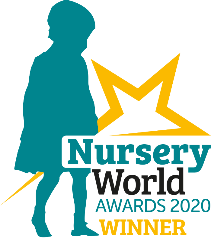 Nursery World Winner Logo