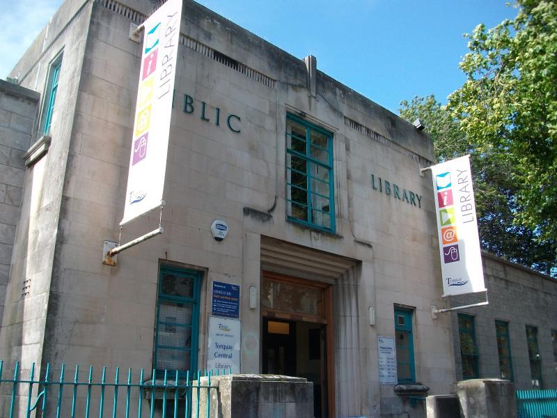 Torquay Library