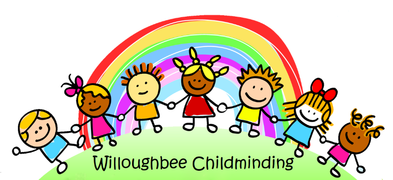 Willoughbee Childimding Logo