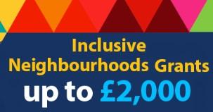Trafford Council Inclusive Neighbourhood Grants 2019