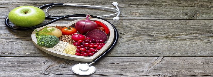Health and food image