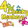 4 cheeky monkeys logo