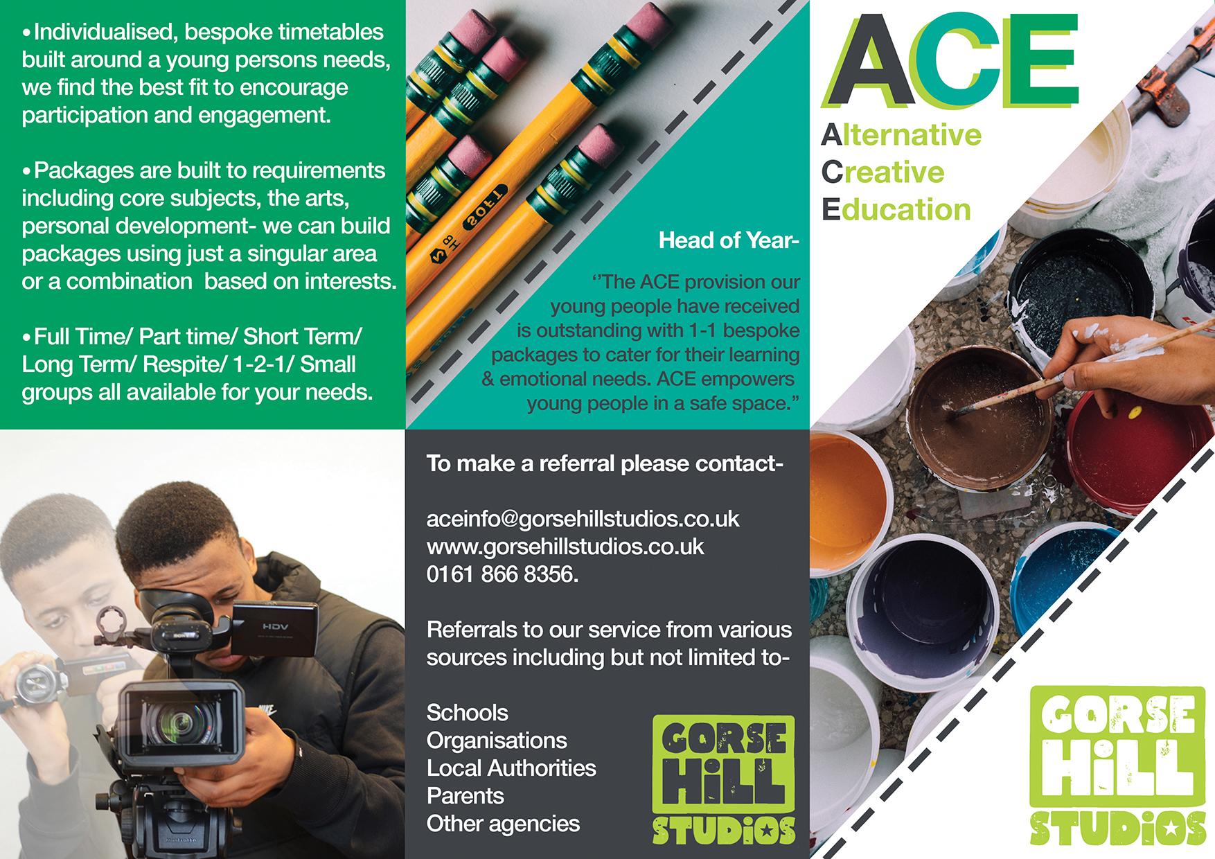 ACE leaflet