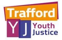 Trafford Youth Justice logo