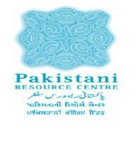 Pakistani Resource Centre logo