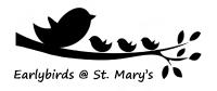 Earlybirds @ St. Mary's logo