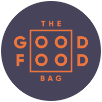 This is the Good Food Bag logo