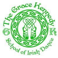 Grace Kennedy School of Irish Dance logo