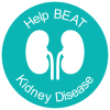 Kidney disease logo