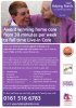 Flyer for Helping Hands Home Care Sale Branch