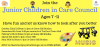 Trafford Junior Children in Care Council flyer