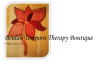 Beulah Tempora Logo, Orange flower image
