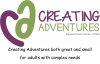 Creating Adventures both great and small for adults with complex needs