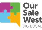 Our Sale West Logo