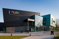 Picture of the outside of The Fuse building
